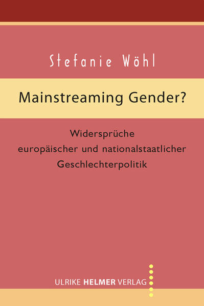 Mainstreaming Gender? - Coverbild