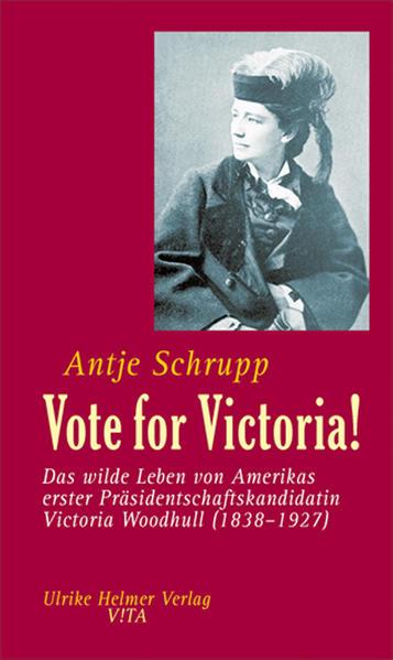 Vote for Victoria! - Coverbild