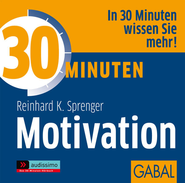 30 Minuten Motivation - Coverbild