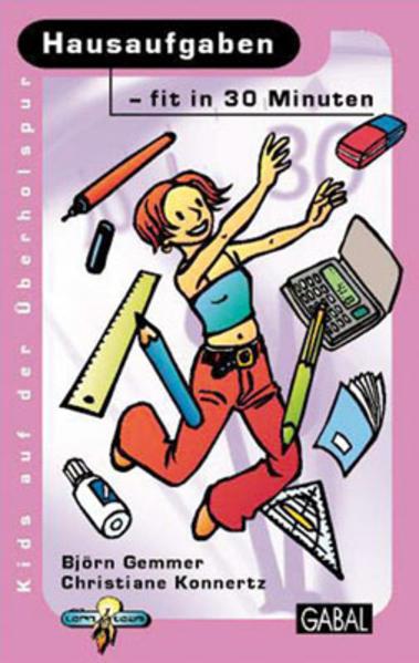 Hausaufgaben - fit in 30 Minuten - Coverbild