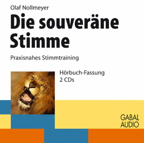 Die souveräne Stimme - Coverbild