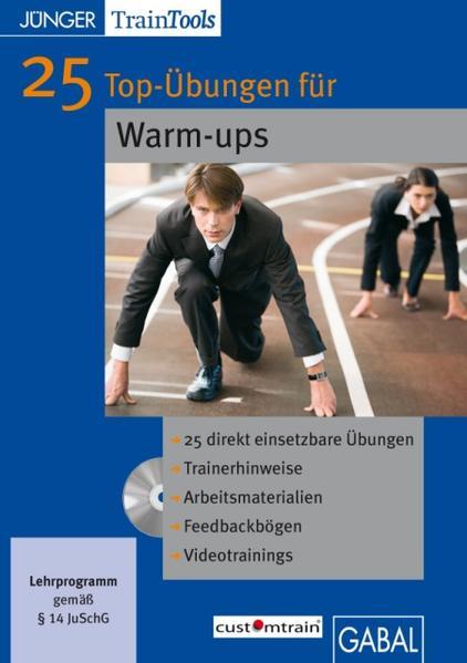 25 Top-Übungen für Warm-Ups - Coverbild
