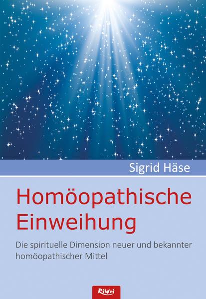 Homöopathische Einweihung - Coverbild