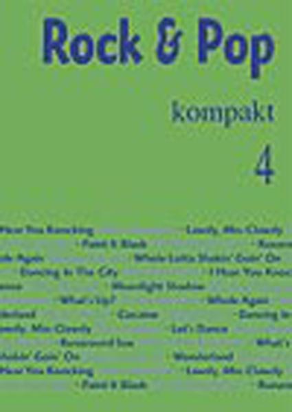 Rock & Pop Kompakt 4 - Coverbild