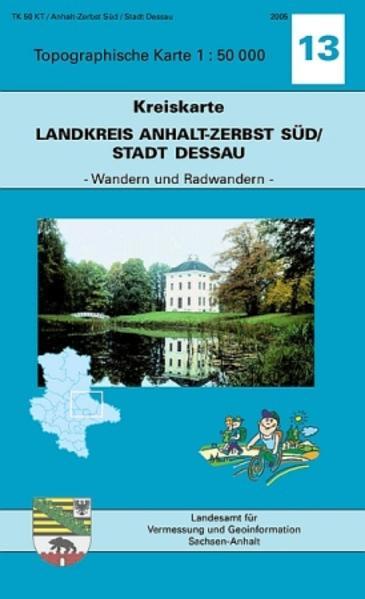 Landkreis Anhalt-Zerbst Süd /Stadt Dessau - Coverbild