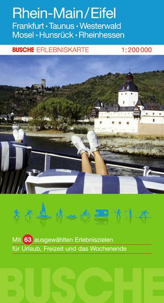 Rhein-Main/Eifel - Coverbild