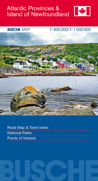 Canada Atlantic Provinces & Island of Newfoundland Epub Herunterladen