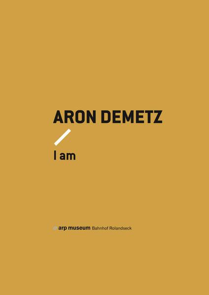 Aron Demetz - I am - Coverbild