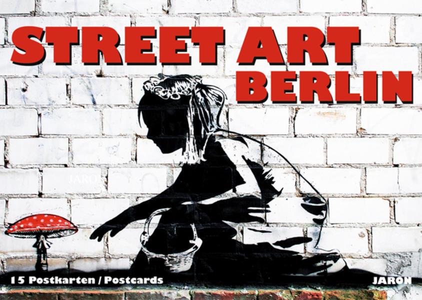 Street Art Berlin (Verkaufseinheit, 5 Ex.) - Coverbild