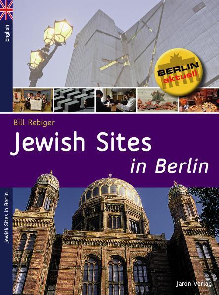 Jewish Sites in Berlin - Coverbild