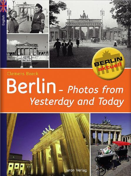 Berlin - Photos from Yesterday and Today (Verkaufseinheit) - Coverbild