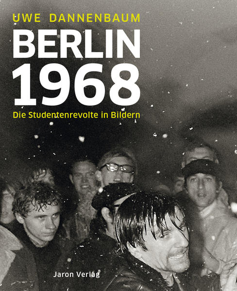 Berlin 1968 - Coverbild