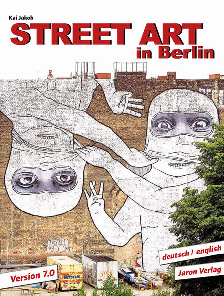 Street Art in Berlin - Coverbild