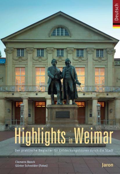 Highlights in Weimar (Verkaufseinheit) - Coverbild