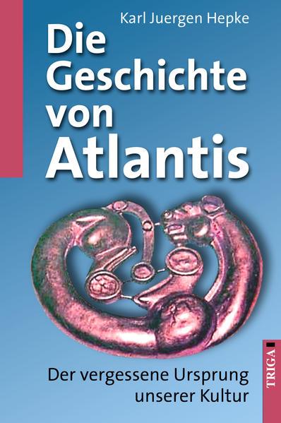 Die Geschichte von Atlantis - Coverbild