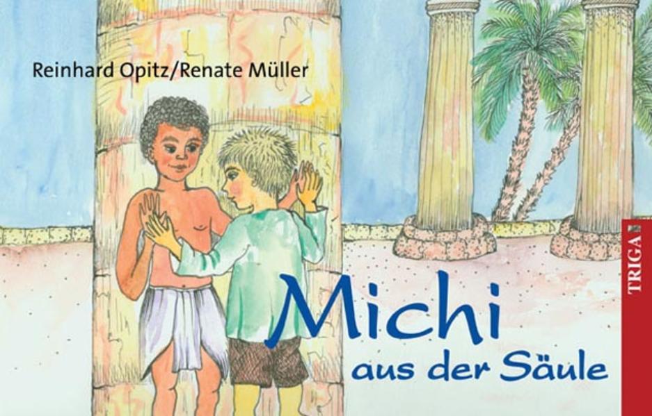 Michi aus der Säule - Coverbild