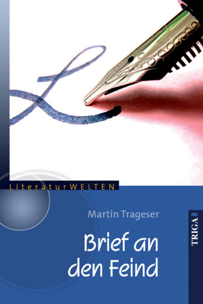Brief an den Feind - Coverbild