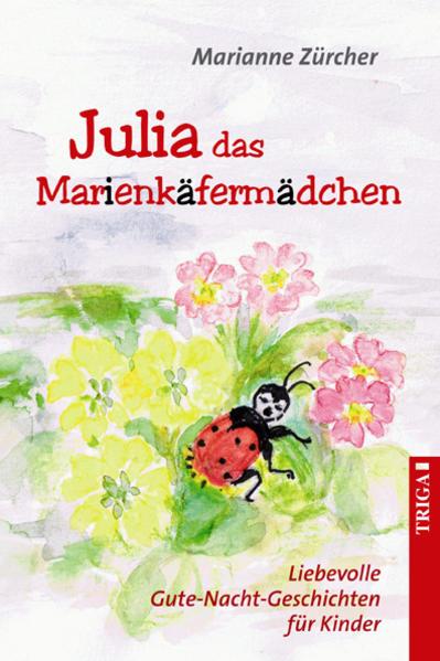 Julia das Marienkäfermädchen - Coverbild