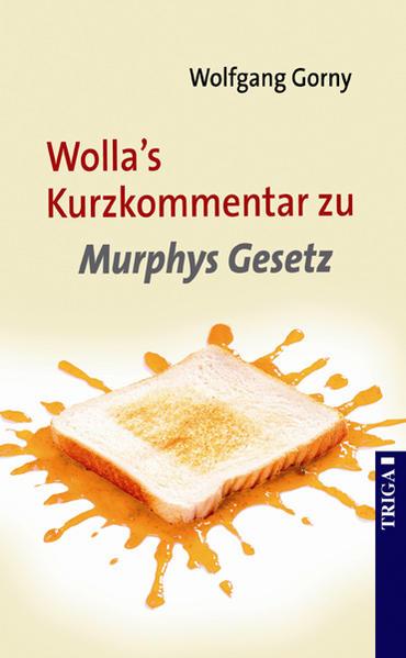 Wolla's Kurzkommentar zu Murphys Gesetz - Coverbild