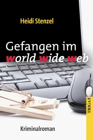 Gefangen im world wide web - Coverbild