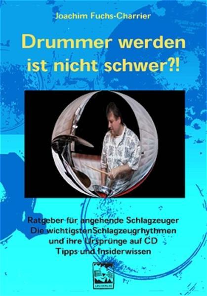 Drummer werden ist nicht schwer?! - Coverbild