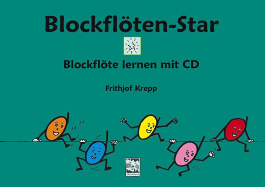 Blockflöten-Star - Coverbild