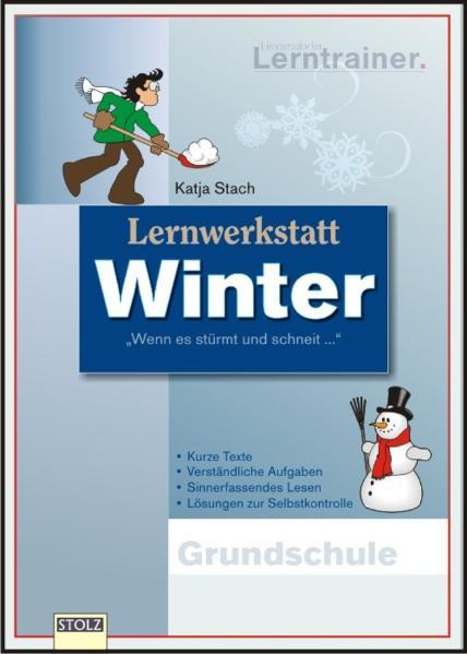 Lernwerkstatt Winter - Coverbild