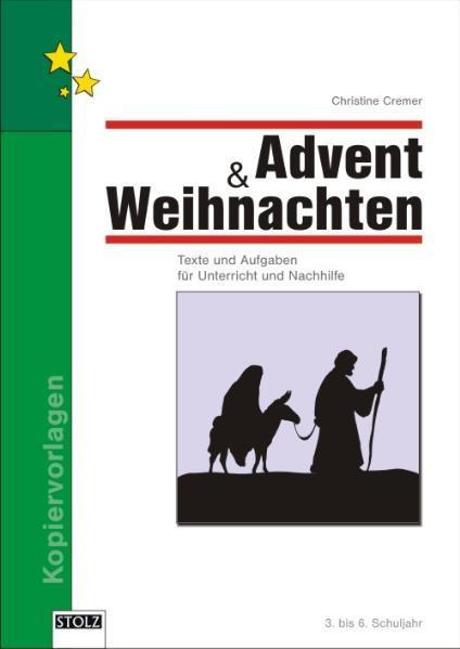 Advent und Weihnachten - Coverbild