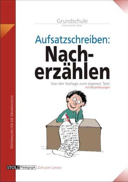 Nacherzählen in der Grundschule - Coverbild
