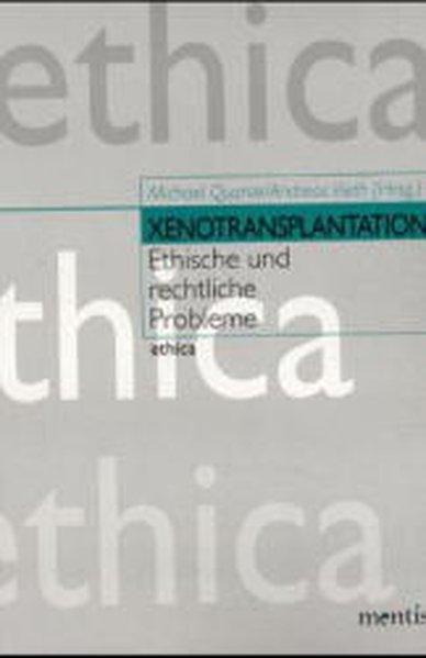 Xenotransplantation - Coverbild