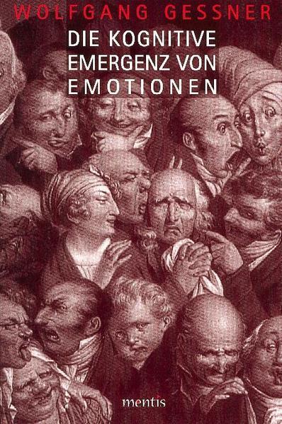 Die kognitive Emergenz von Emotionen - Coverbild
