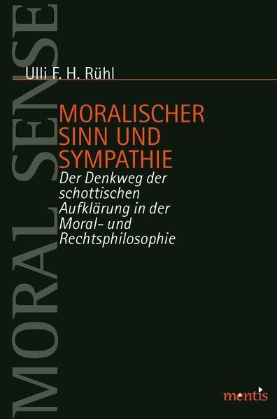 Moralischer Sinn und Sympathie - Coverbild