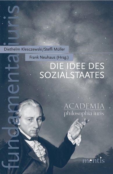 Die Idee des Sozialstaates - Coverbild