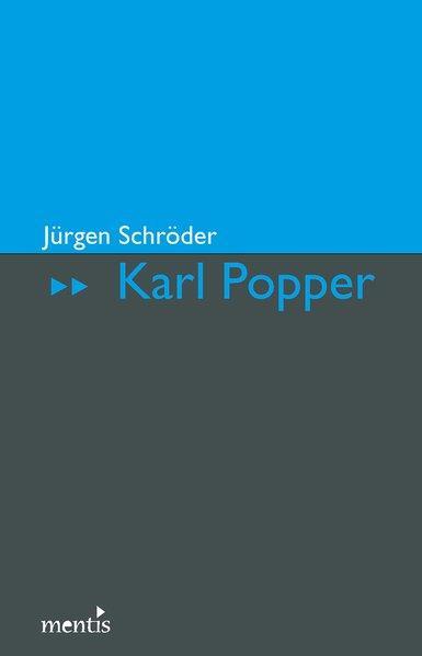 Karl Popper - Coverbild