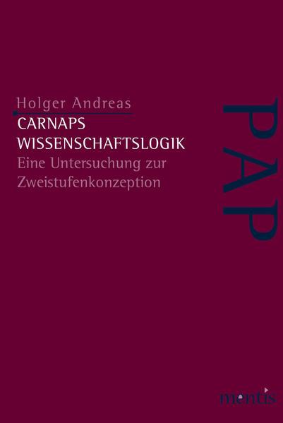 Carnaps Wissenschaftslogik - Coverbild