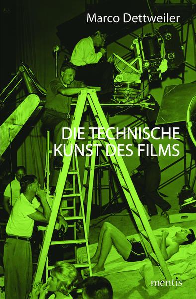 Die technische Kunst des Films - Coverbild