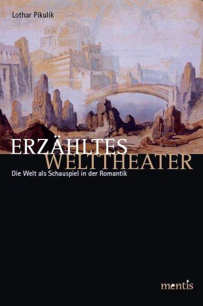 Erzähltes Welttheater - Coverbild