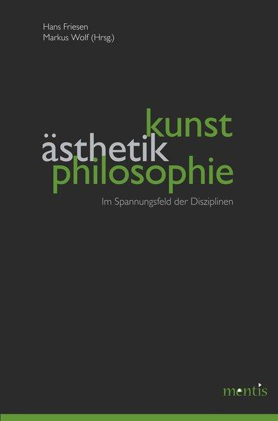 Kunst, Ästhetik, Philosophie - Coverbild