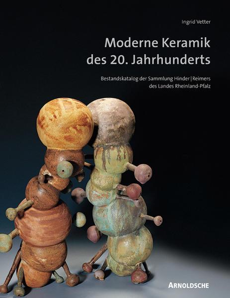 Moderne Keramik des 20. Jahrhunderts - Coverbild