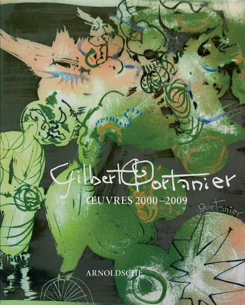 Gilbert Portanier - Coverbild