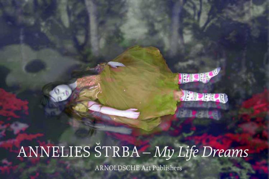 Annelies Štrba - Coverbild
