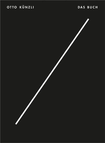 OTTO KÜNZLI - DAS BUCH - Coverbild