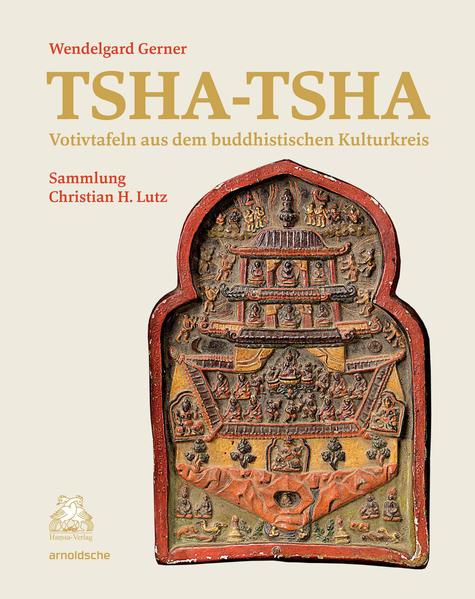 Tsha-tsha – Votivtafeln - Coverbild