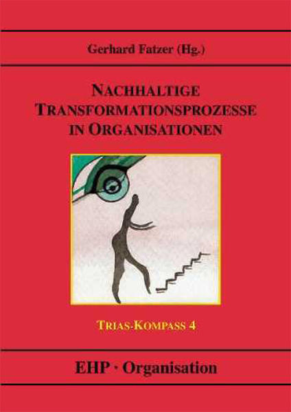 Nachhaltige Transformationsprozesse in Organisationen - Coverbild