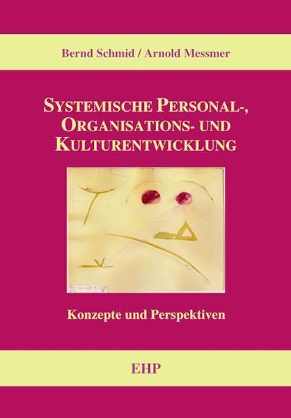 Systemische Personal-, Organisations- und Kulturentwicklung - Coverbild