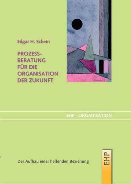 Prozessberatung für die Organisation der Zukunft - Coverbild