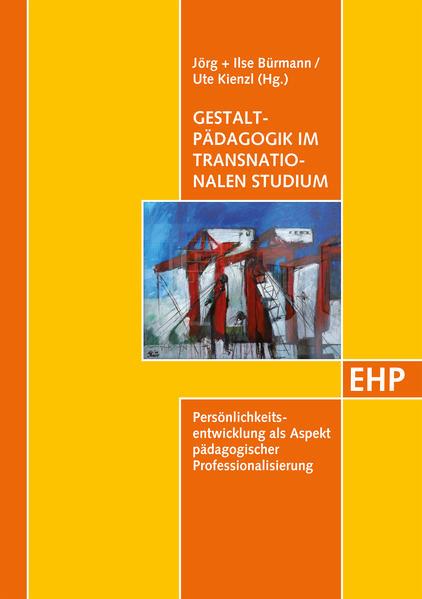 Gestaltpädagogik im transnationalen Studium - Coverbild