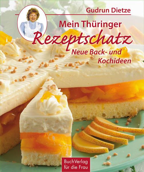 Mein Thüringer Rezeptschatz - Coverbild