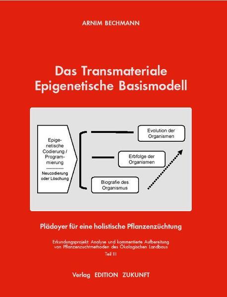 Das Transmateriale Epigentische Basismodell - Coverbild