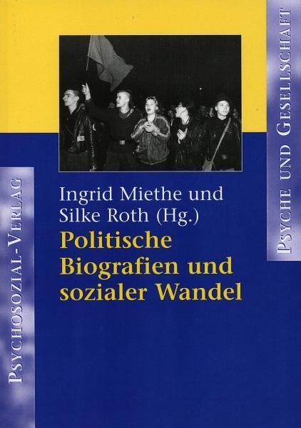 Politische Biografien und sozialer Wandel - Coverbild